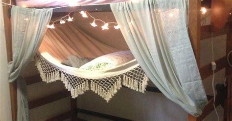 desk hammock diy dorm room lofted bed and hammock college dorm