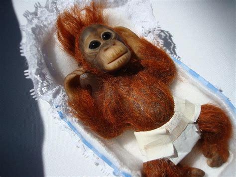 orangutans for sale monkey s baby orangutan sculpture by gypsie moe
