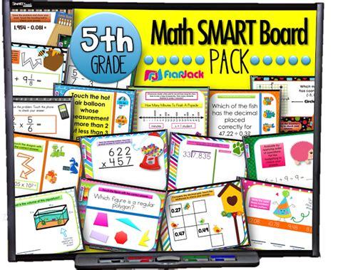 printable math board games 5th grade 5th grade math smart board games pack at last