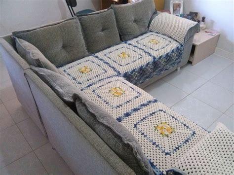 capa para sofá de canto vestcasa capa para sof 225 de canto em barbante elienes de oliveira