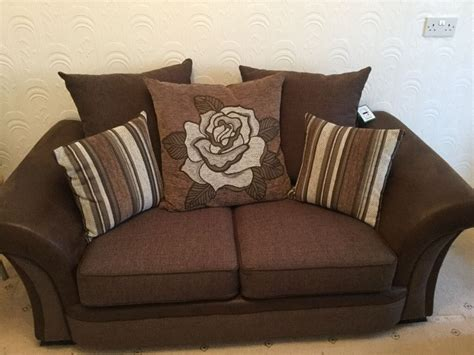 scs scatter back sofa scs piper 2 seater scatter back sofa in peterlee county
