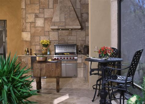 summer kitchen design how to choose summer kitchen amenities for your outdoor patio freshome