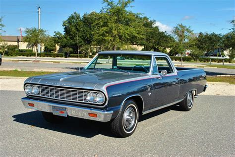 el camino for sale built upgraded 1964 chevrolet el camino vintage for sale