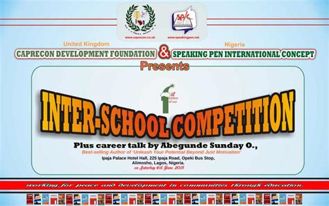 Invitation Letter Format For Quiz Competition formal invitation letter for quiz competition gallery