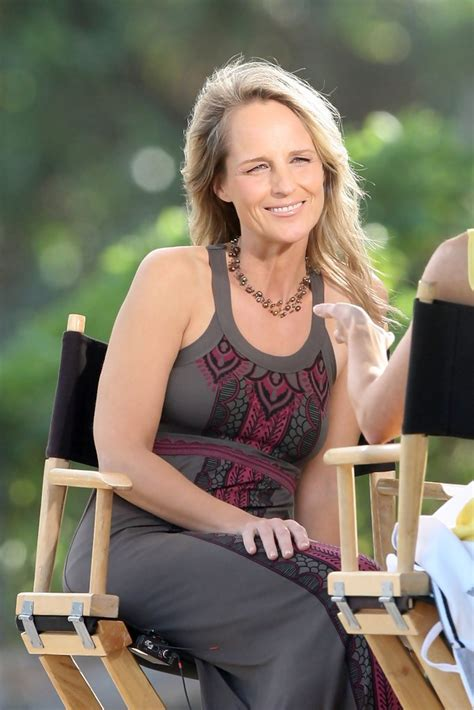 helen hunt biography news photos and videos helen hunt is interviewed for quot entertainment tonight quot on