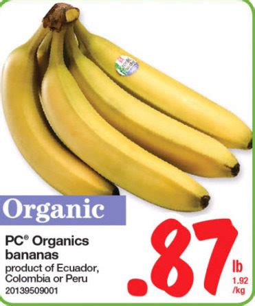 small banana vs regular banana difference redflagdeals com forums real canadian superstore weekly flyer weekly sep 16