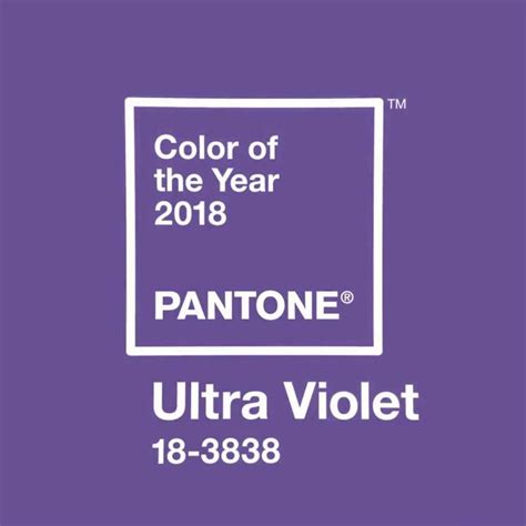 colours of the year 2017 pantone color of the year 2018 ultra violet design lover