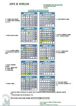 recursos educativos de educaci 243 n infantil calendario