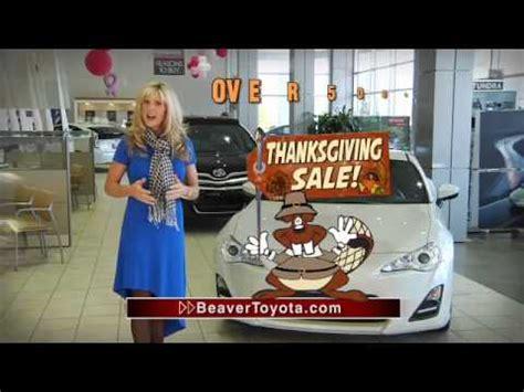 Beaver Toyota Beaver Toyota Spokeswoman