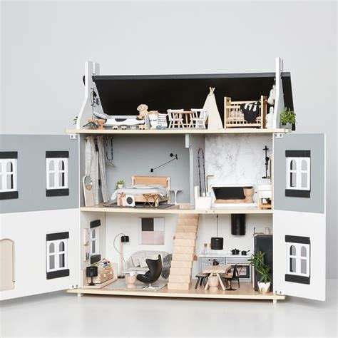 modern dolls house furniture if you haven t already then you have to see this dollhouse in the latest issue of est magazine
