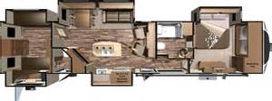 Prowler Camper Floor Plans 2016 open range 3x fifth wheels 3x427bhs by highland ridge rv