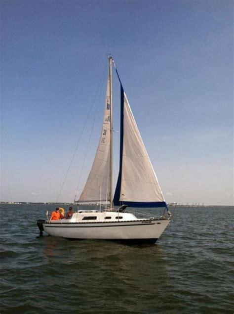 sailboats kemah hunter 25 1979 kemah texas sailboat for sale from