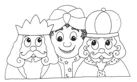 imagenes reyes magos infantiles para colorear la magia de los profesores martes intercultural