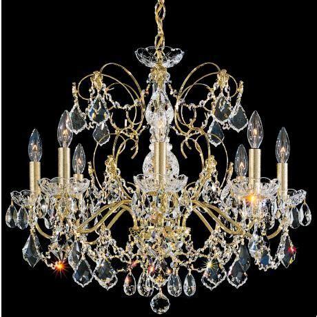 Schonbek Century Collection 24 Quot Wide Crystal Chandelier Design Your Own Chandelier