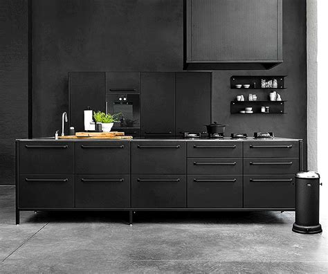 black cabinet kitchen designs kitchen design trends 2016 2017 interiorzine