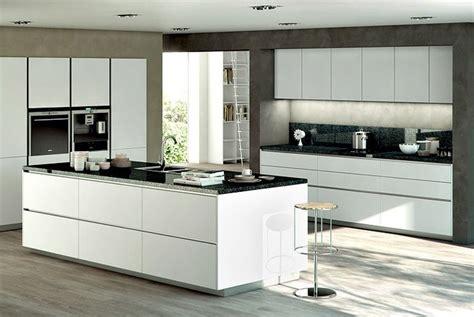 cuisine blanche et noir la cuisine blanche le des cuisines