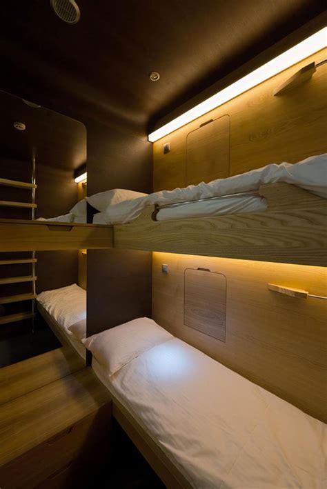 sleepbox mobile hotel  tverskaya  arch group