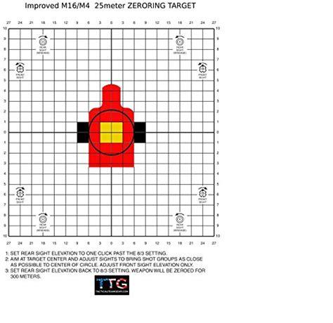 printable m4 targets 25m target browse 25m target at shopelix