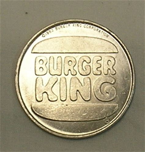 Burger King E Gift Card - free s391 1983 burger king gift card coin token premium other collectibles listia