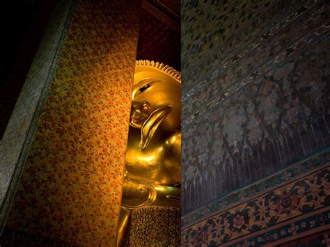reclining buddha thailand buddha picture travel wallpaper national geographic