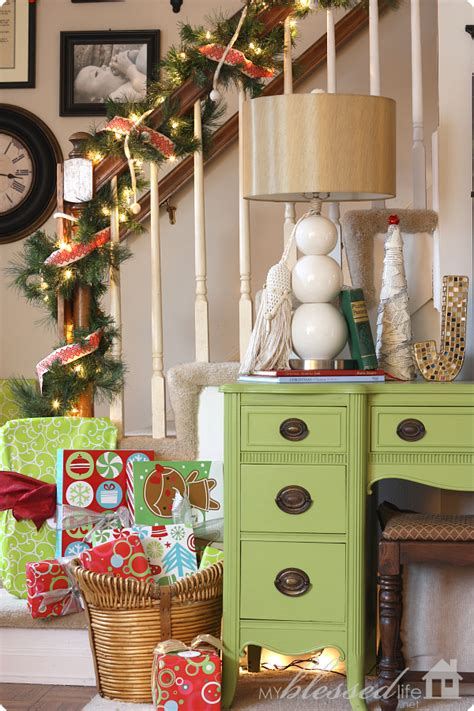 Baby Bedroom Decorating Ideas christmas vignette 2012