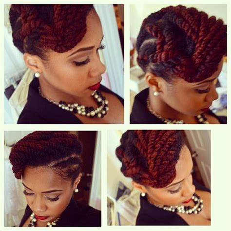 chunky flat twist hairstyles hair care styles on hair