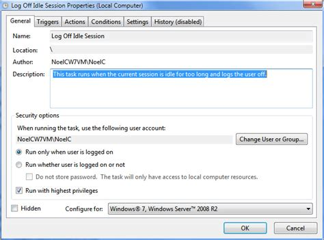 Windows 7 Auto Logout Time by Windows 7 Win7 Unlock Logout After X Minutes Super User