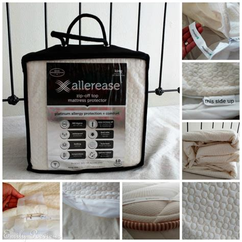 allerease protective bedding reduces allergens review