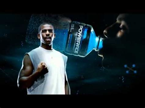 chris paul powerade ion4 commercial youtube