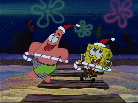 spongebob christmas song the nickipedia all about nickelodeon and its many productions