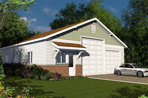 Outdoor Garage Plans by Traditional House Plans Rv Garage 20 131 Associated
