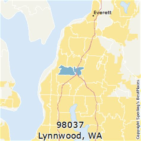 zip code map everett wa best places to live in lynnwood zip 98037 washington