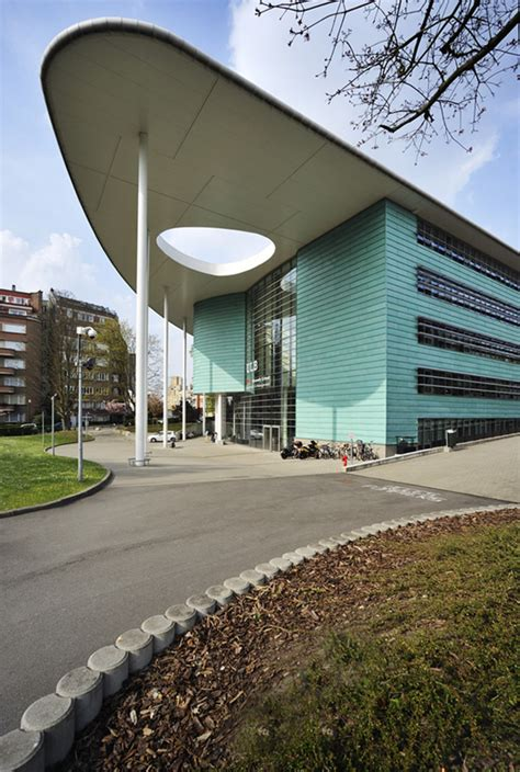 Solvay Business School Mba by Wim Vanderstraeten Architecture Photography