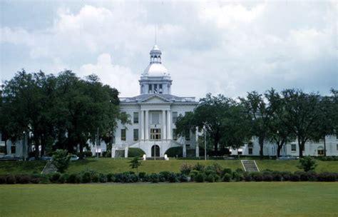 Tallahassee Records Florida Memory Florida State Capitol Building Tallahassee Florida
