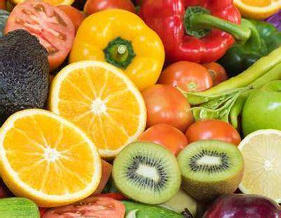 las frutas y vegetales propiedades de las frutas y vegetales que debes conocer