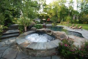 swimming pool landscaping ideas inground pools nj design
