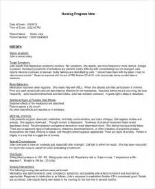 nursing home progress note template sle progress note 7 documents in pdf word