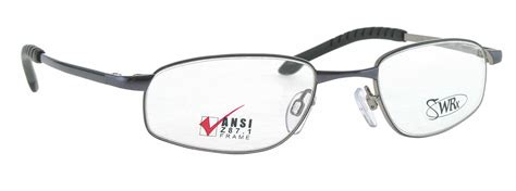 titmus sw 04 with side shields swrx collection eyeglasses