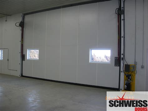 Garage Interior Door Hydraulic Doors For Car Rv And Bike Garages 18 Schweiss Bifold Hydraulic Doors