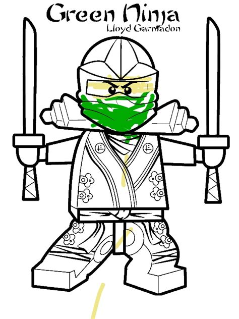 lego ninjago coloring pages of the green ninja click the lego ninjago venomari coloring pages lego