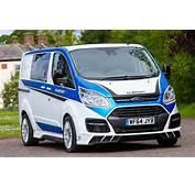 Ford Transit M Sport By Carlex Design  Motorward