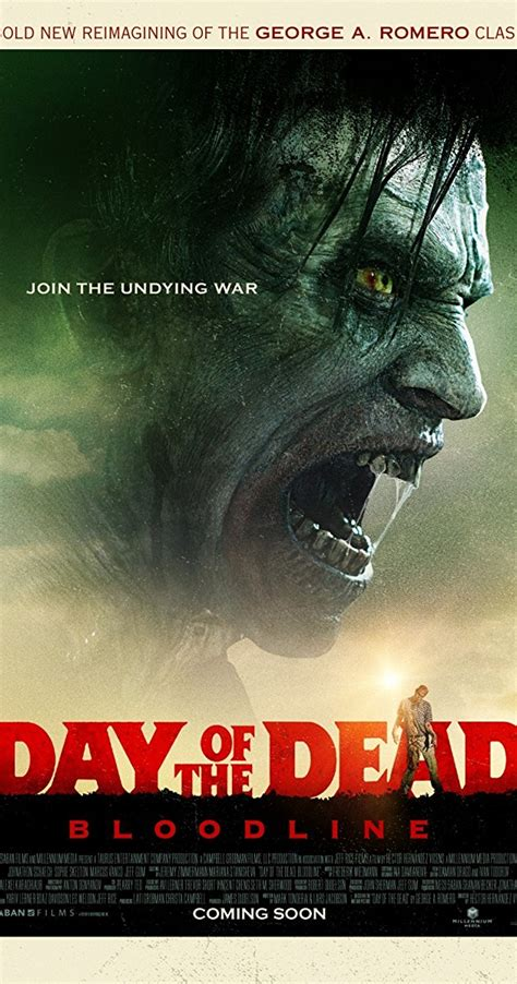 day of the dead bloodline 2018 imdb