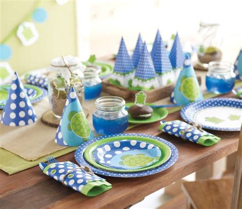 Turtle Themed Birthday Supplies by Great For A Or Boys Birthday Mr Turtle Themed