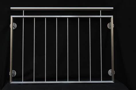 französicher balkon sicherheit geht vor franz balkon aus verzinktem stahl
