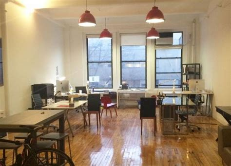 Loft Office Space open loft office space for lease in noho nyc 10012