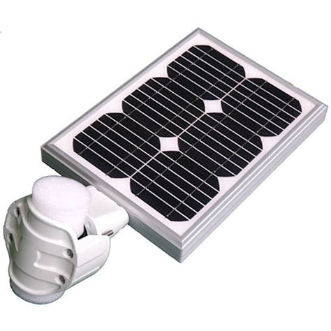 solar led parking lot lights 8 watts led solar light with ac input greenlytes