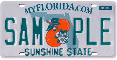 file florida license plate state gif