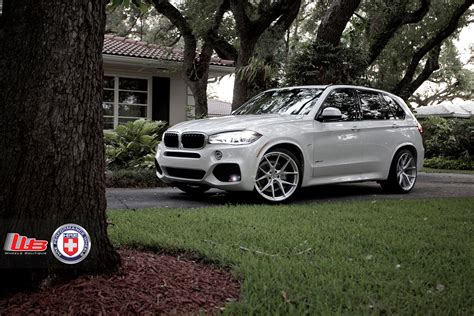 custom bmw x5 bmw x5 with hre p101 in brushed clear by wheels boutique