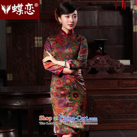 Dress Xiang Xiang traditional xiang yun sha silk