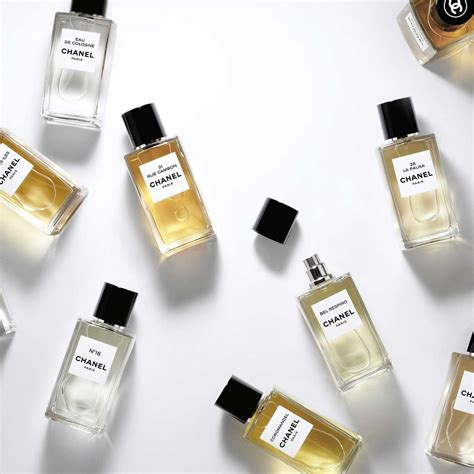 Parfum Chanel les exclusifs de chanel eaux de parfum new fragrances